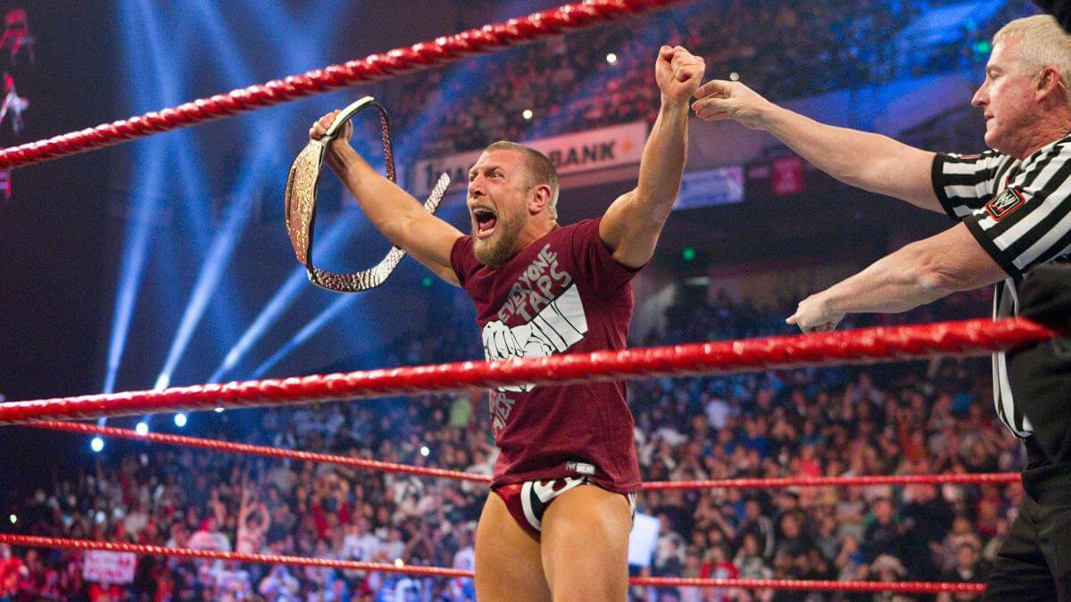 WWE superstar Daniel Bryan publicly praises All In pay-per-view