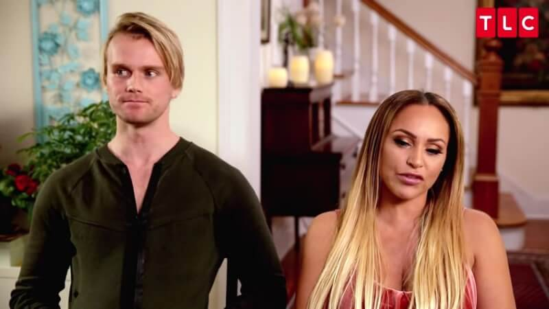 Jesse Meester and Darcey Silva on 90 Day Fiance: Before the 90 Days