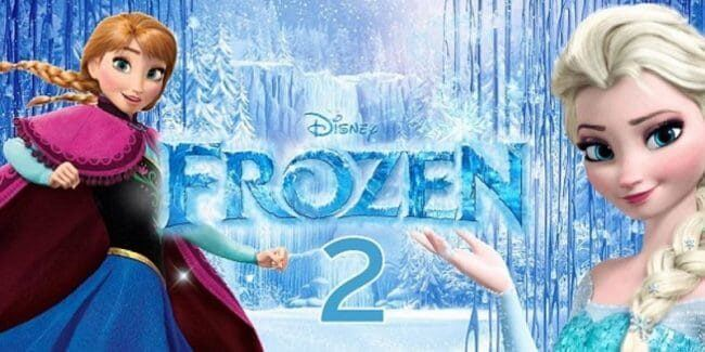 Princesses and Elsa and Anna return in Frozen 2