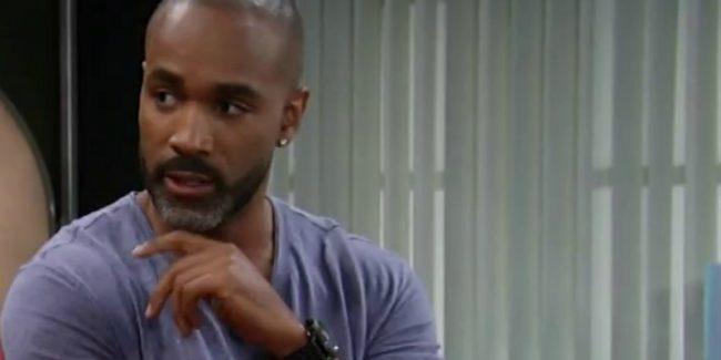 Donnell Turner as Curtis Ashford on General Hospital
