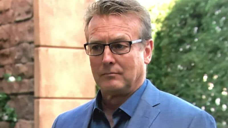 Doug Davidson as Paul on The Young and the Restless