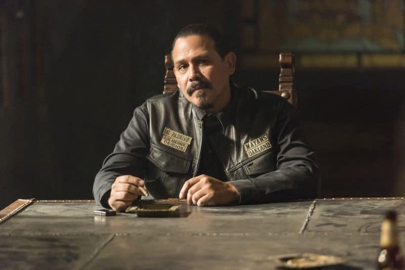 Emilio Rivera as Marcus Alvarez. CR: Prashant Gupta/FX