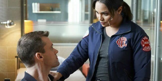 Gabby on Chicago Fire: Where did she go?