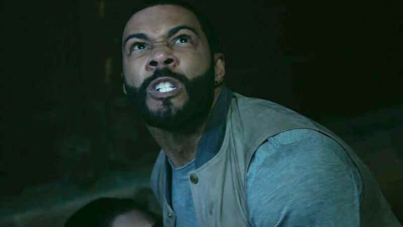 Omari Hardwick as James 'Ghost' St. Patrick on Power