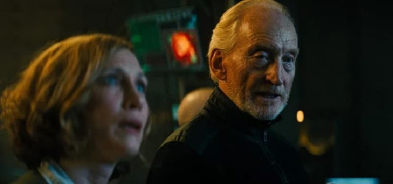 Charles Dance in Godzilla 2: King of Monsters