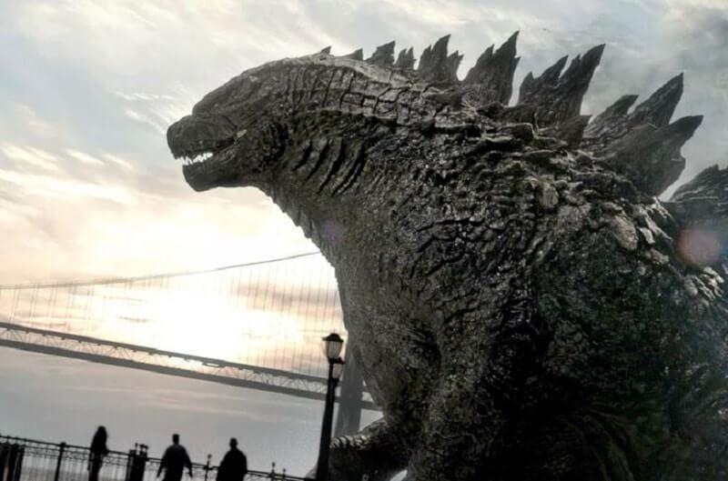 Godzilla returns in Godzilla: King of the Monsters