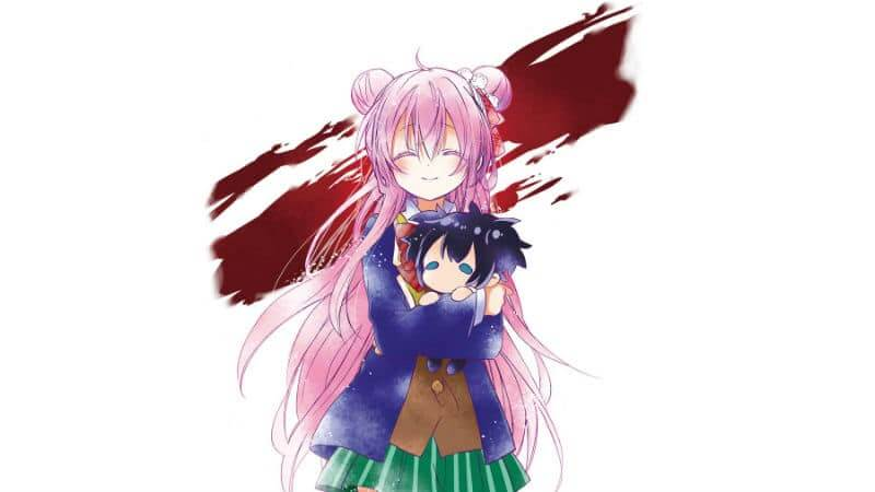 Happy Sugar Life Season 2 artwork