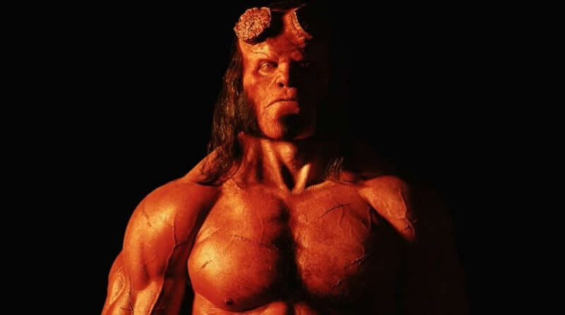 Harbour replaces Ron Perlman as Hellboy