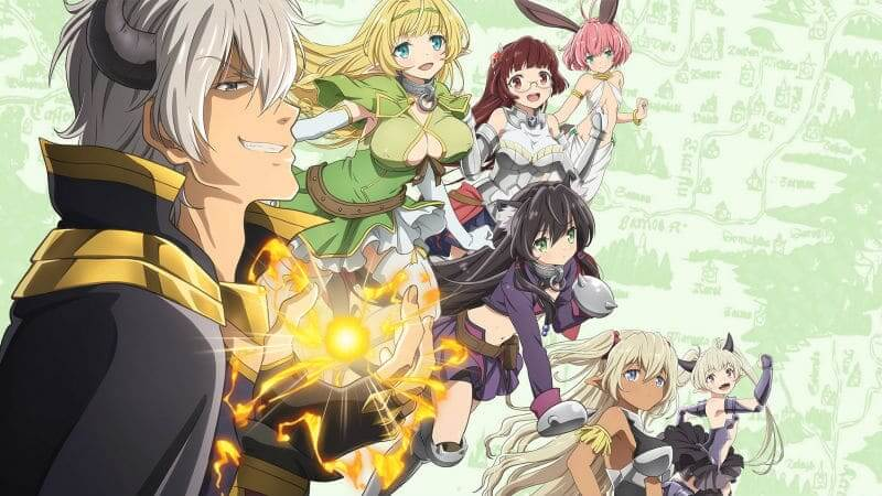 How NOT to Summon a Demon Lord Season 2 artwork