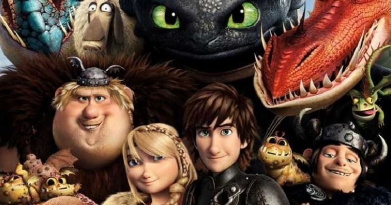 How to train your dragon 3 the hidden world release date poster how to train your dragon the hidden world ccuart Image collections