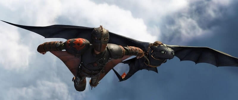 How to Train Your Dragon 3: 'The Hidden World' release date, poster