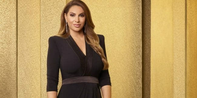 Jennifer Aydin in her official Real Housewives of New Jersey cast photo