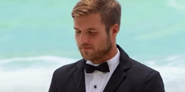 Jordan Kimball on Bachelor In Paradise