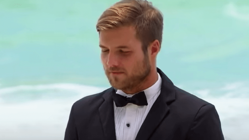 Jordan Kimball on Bachelor In Paradise