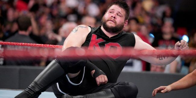 WWE news: Did Kevin Owens really quit on Monday Night Raw?