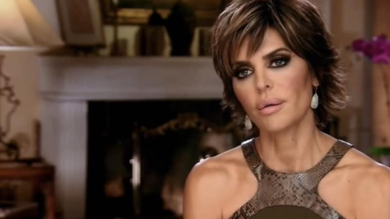 as real housewives of beverly hills feud heats up lisa rinna