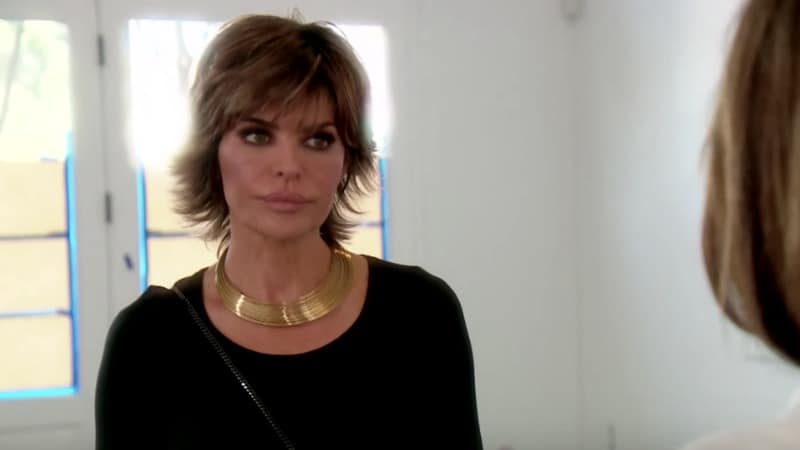 Lisa Rinna on The Real Housewives of Beverly Hills