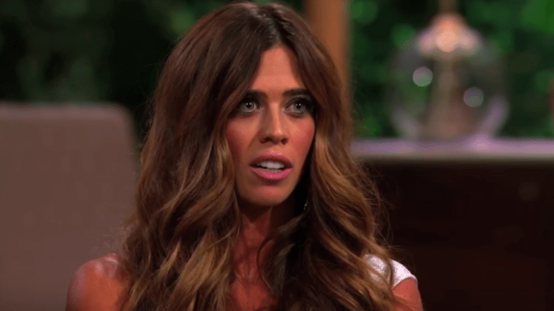 RHOC star Lydia McLaughlin renews her vows for the third time
