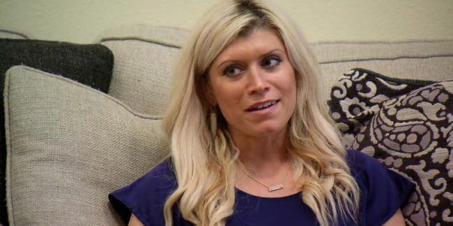Amber Martorana doesn't react well when Dave flirts with her friend on Married at First Sight