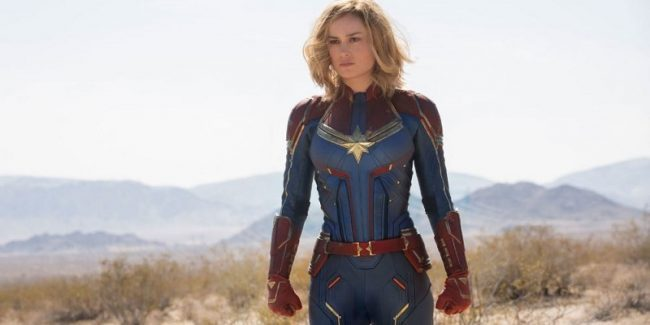 Captain Marvel hits theaters in 2019