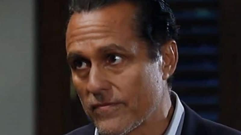 Maurice Benard plays mobster Sonny Corinthos on General Hospital