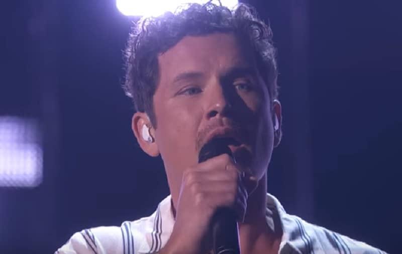 Michael Ketterer performs on America's Got Talent