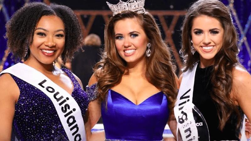 Miss America Preliminary Winners