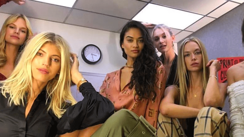 Model Squad on E!