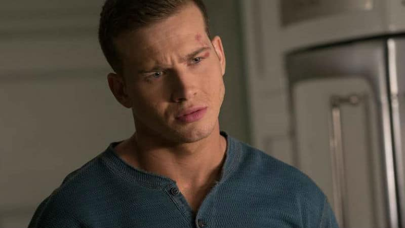 Oliver Stark as Buck on 9-1-1