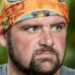 Pat Cusack Survivor injury