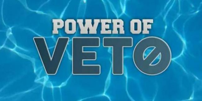 The Power of Veto graphic from Big Brother