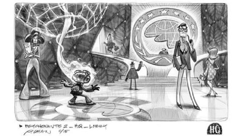 Psychonauts 2: Raz returns to HQ