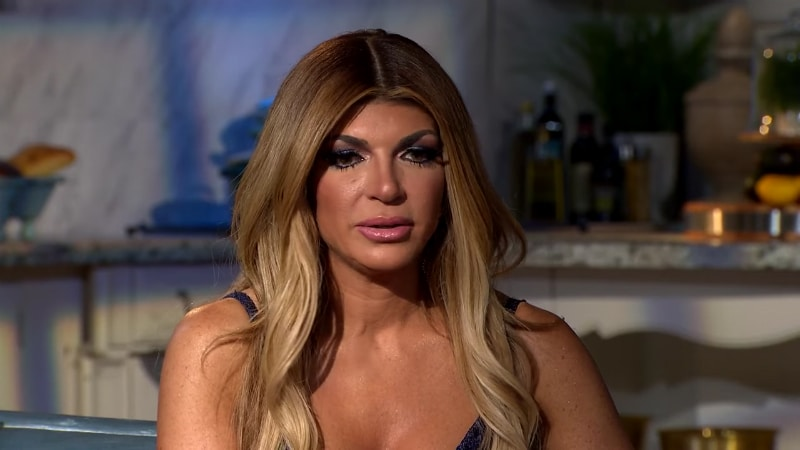 Teresa Giudice on the Real Housewives of New Jersey reunion