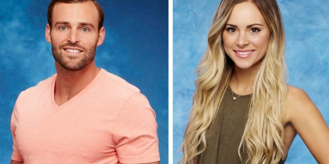 Robby Hayes and Amanda Stanton