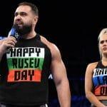 WWE Exclusive: Lana answers Milwaukee rumors concerning Dwayne 'The Rock' Johnson