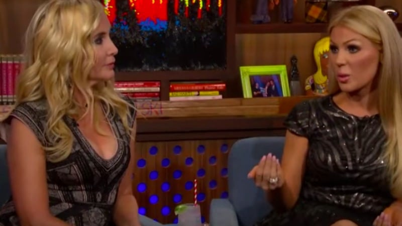 Shannon Beador and Gretchen Rossi