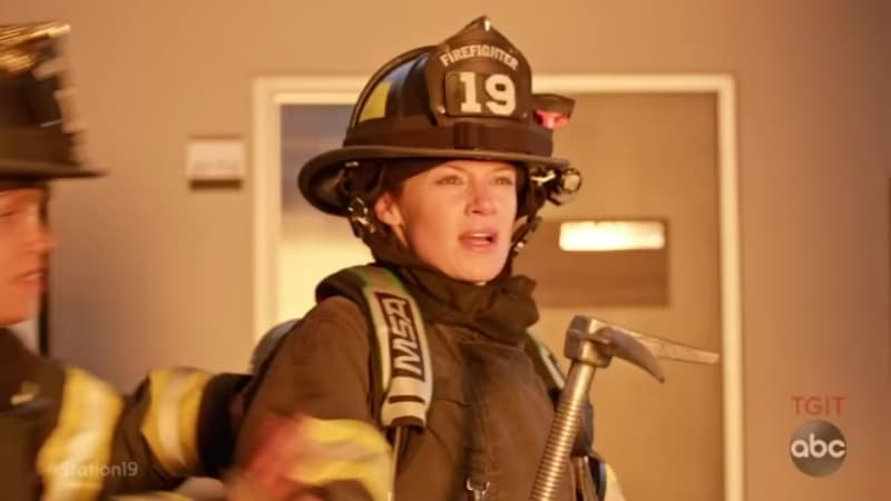 Season 2 of Station 19 on ABC