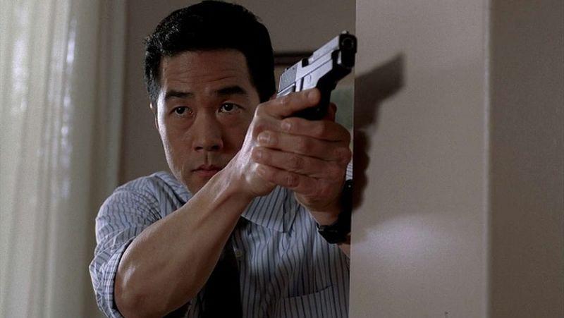 Kang as Detective Kimball Cho on The Mentalist. Pic credit: CBS
