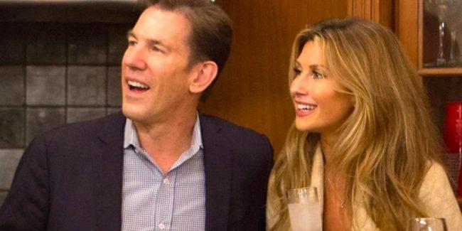 Thomas Ravenel and Ashley Jacobs