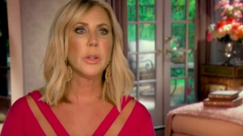 Vicki Gunvalson says that Gina gave up on her marriage, but is that fair?