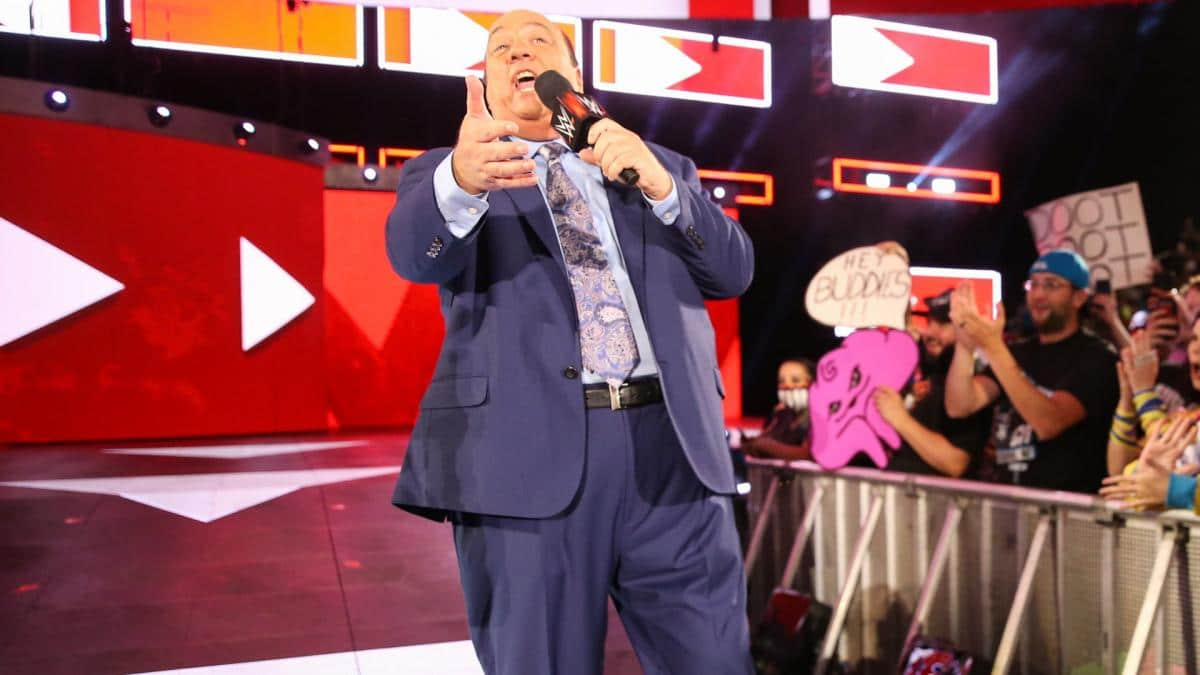WWE rumors: What is Paul Heyman doing for the WWE right now?