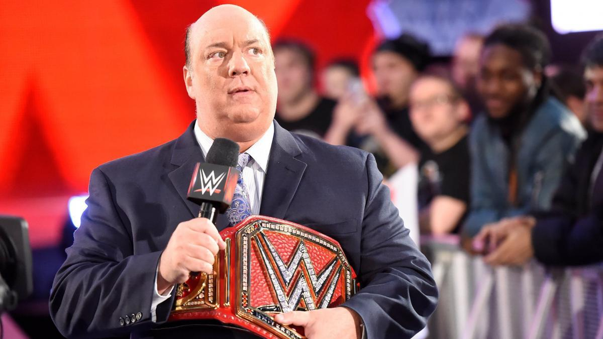 WWE rumors: WWE considering a new stable for Paul Heyman to manage