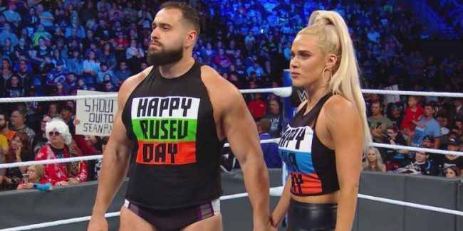 WWE SmackDown Live: Aiden English teases Lana Milwaukee controversy on Rusev Day