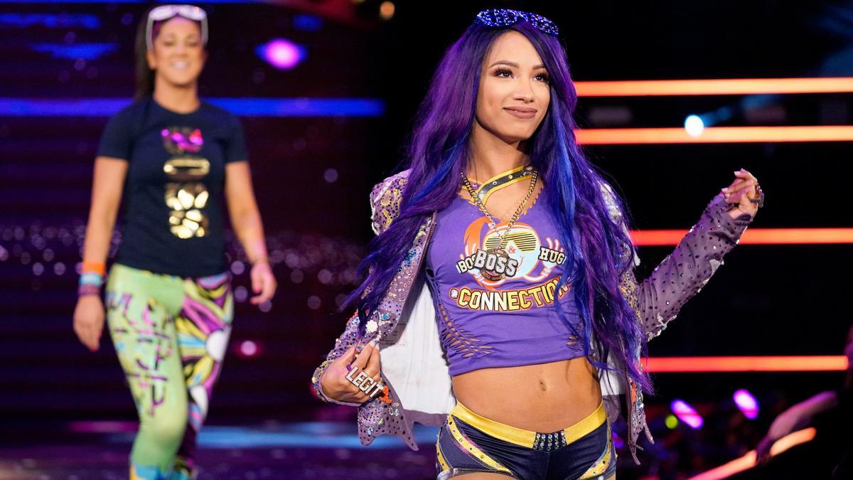 Sasha Banks injury: Cryptic social media posts hint at mysterious injury for WWE superstar