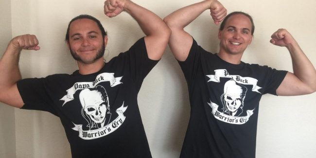 Young Bucks say New Japan is the new destination for wrestling, not the WWE