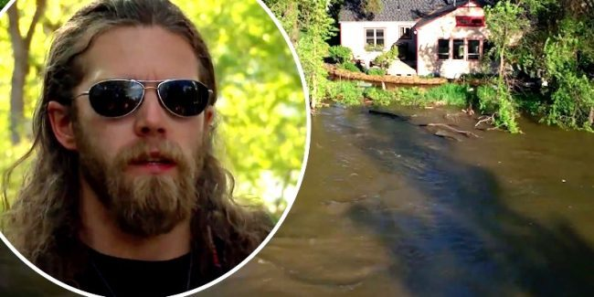 Bam Bam Brown from Alaskan Bush People and flooding in Washington