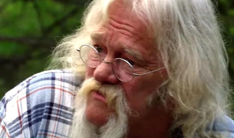 Billy Brown on Alaskan Bush People
