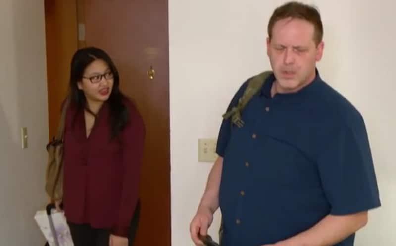 Eric and Leida on 90 Day Fiance Season 6