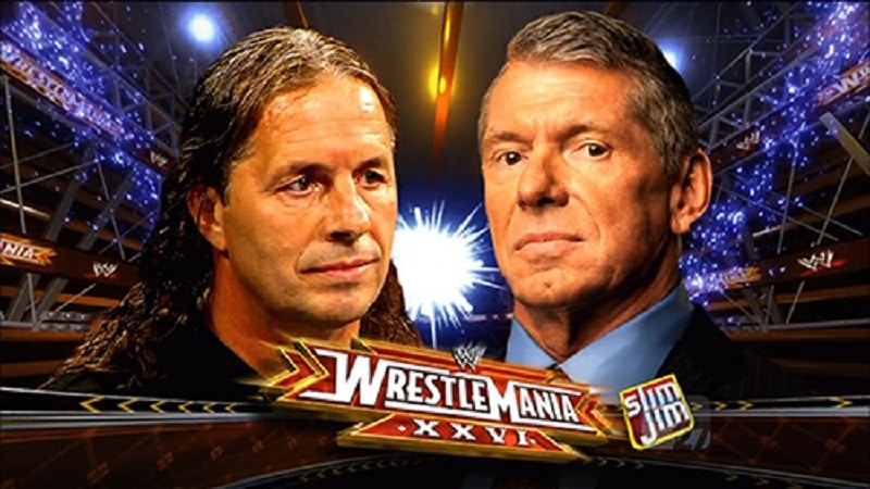 hart mcmahon - WWE owner Vince McMahon and Bret Hart 2010 RAW confrontation was one of the ugliest displays in professional wrestling history