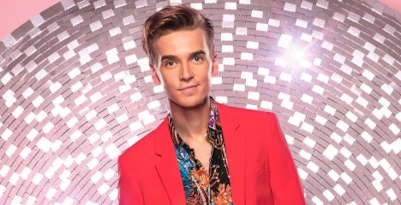 Joe Sugg on Strictly Come Dancing